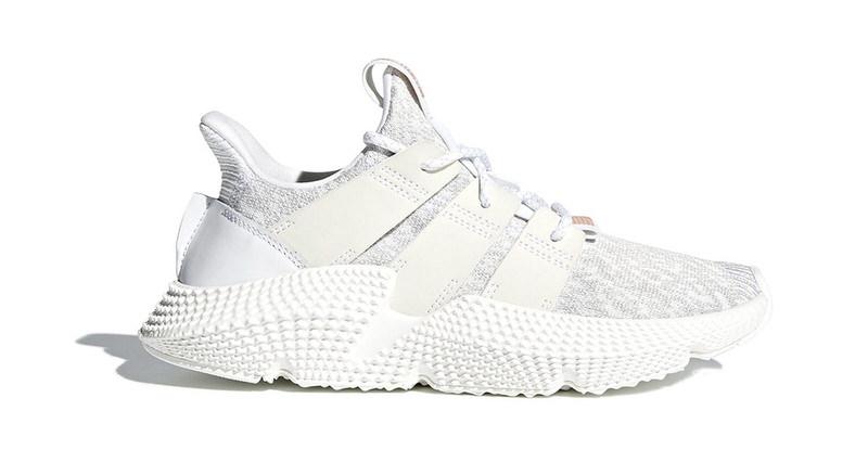 """adidas Prophere """"Triple White"""""""