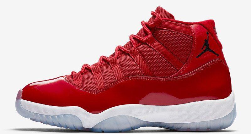 """Air Jordan 11 """"Win Like '96"""""""