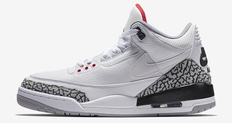 """Air Jordan 3 """"JTH"""""""