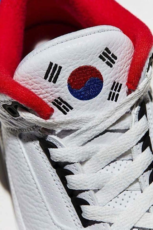 jordan 3 korea