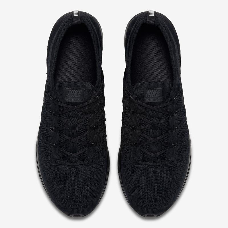 """Nike Flyknit Trainer """"Triple Black"""""""