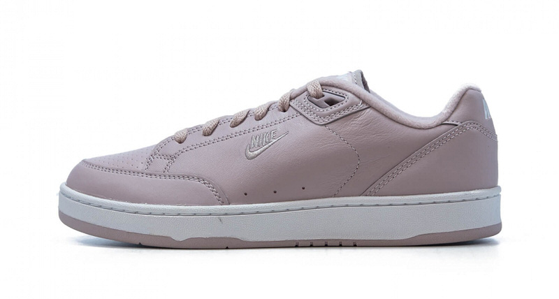 nike grandstand ii particle rose available now nice kicks. Black Bedroom Furniture Sets. Home Design Ideas