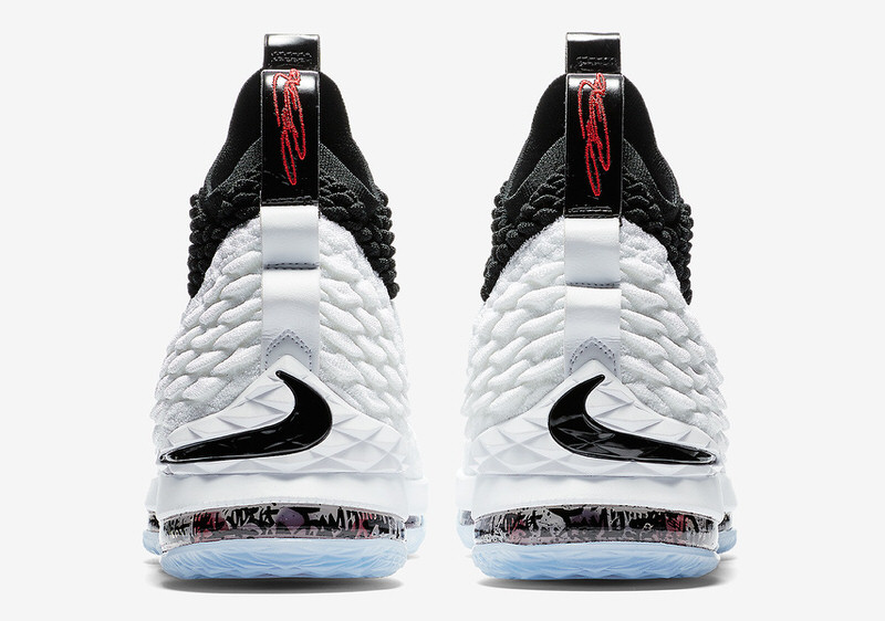"Nike LeBron 15 ""Graffiti"""