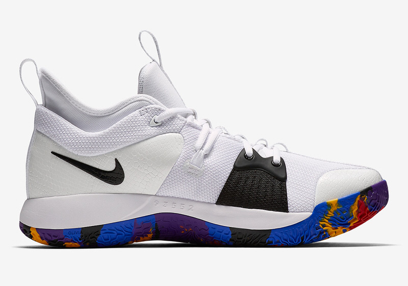 """Nike PG2 """"March Madness"""""""