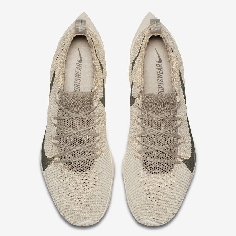 Nike Vapor Street Flyknit Off-White/Olive