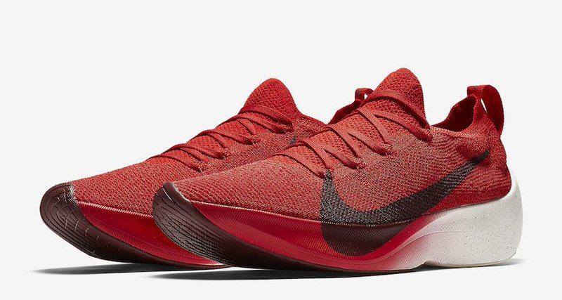 "Nike Vapor Street Flyknit ""University Red"""