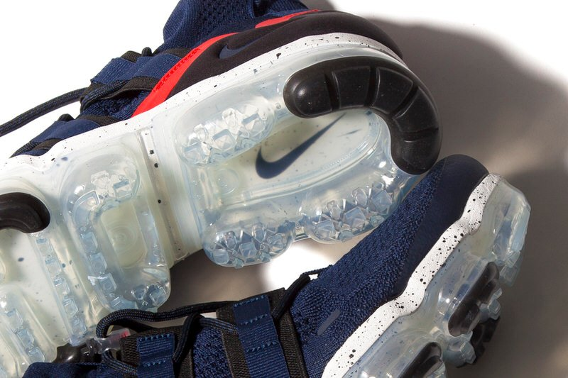 air vapormax utility college navy