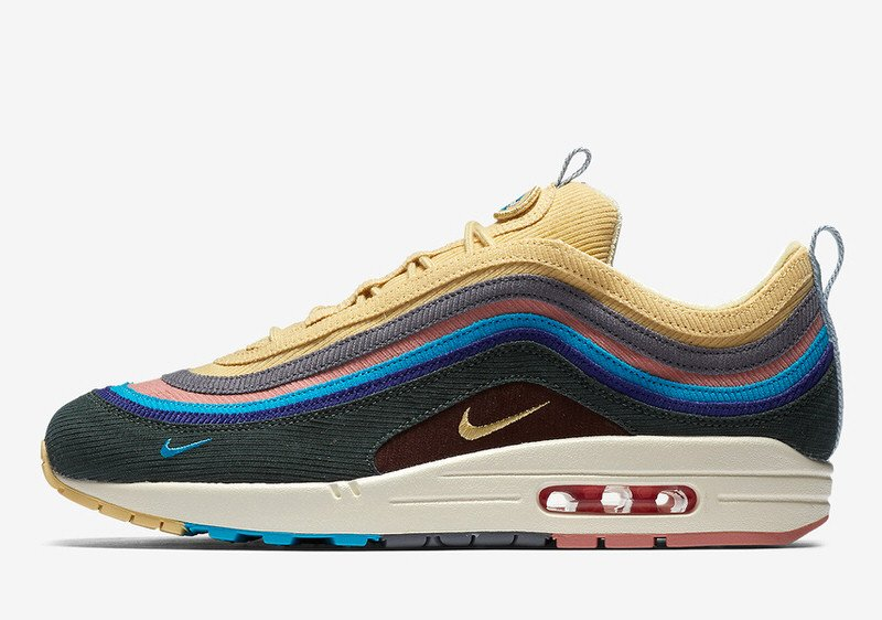 Político Compra Párrafo  Sean Wotherspoon Influence is All Over the Nike Air Max 97 Corduroy Pack |  Nice Kicks