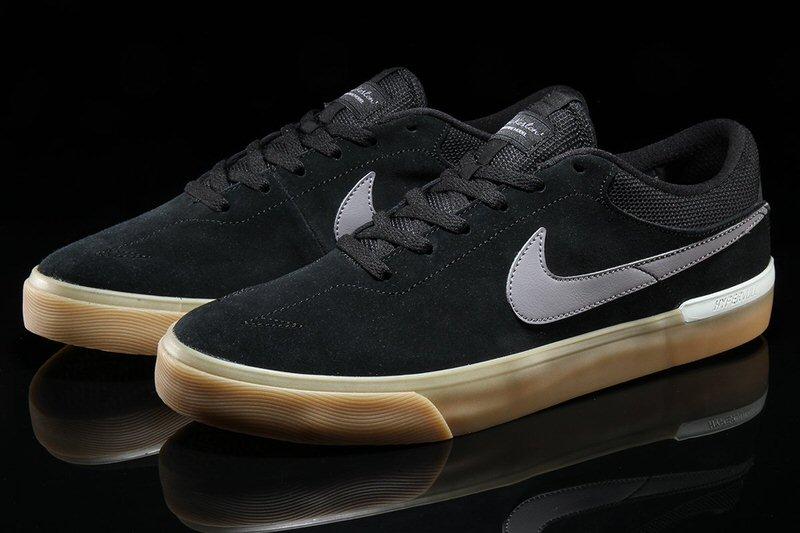 Nike SB Koston Hypervulc Black/Gum // Available Now   Nice Kicks
