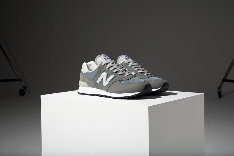 "New Balance 574 ""Legacy of Grey"" Pack"
