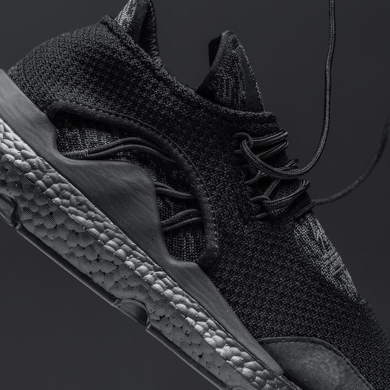 "adidas Y-3 Saikou BOOST ""Triple Black"""