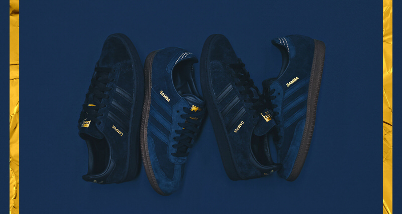 """adidas """"Navy Gold"""" Pack"""