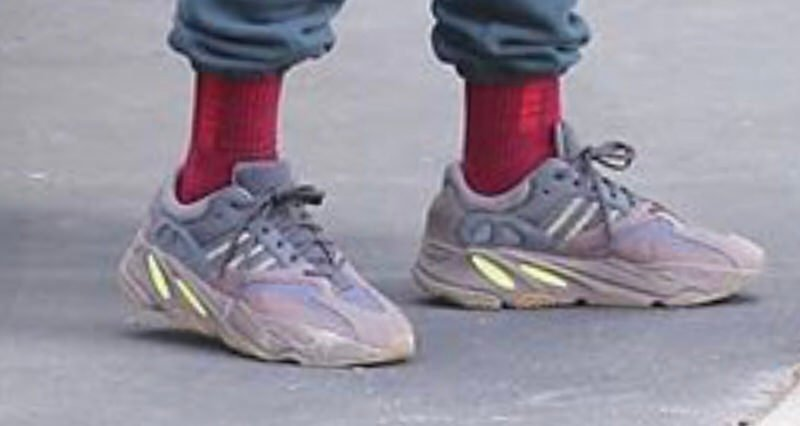 New Kanye Shoes