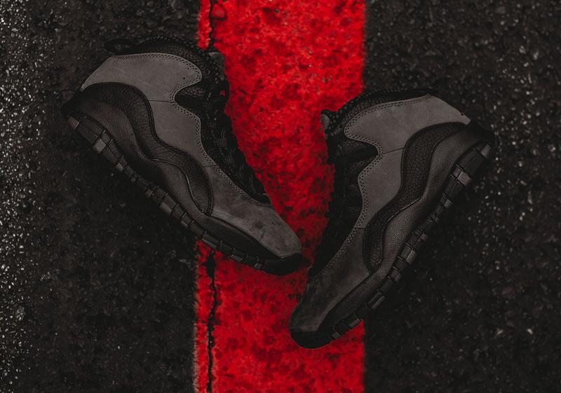 "Air Jordan 10 ""Dark Shadow"""