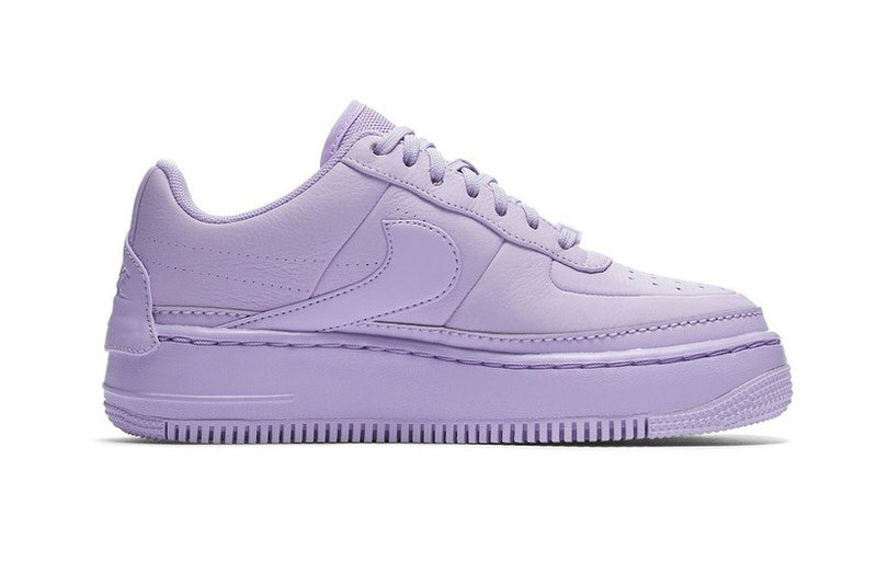 "Nike Air Force 1 Low Jester ""Violet Mist"""