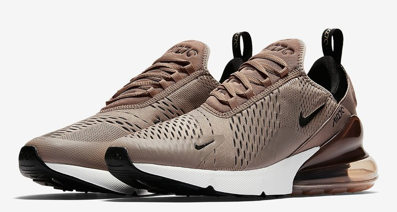 nike air max 270 tan spring 2018 nice kicks. Black Bedroom Furniture Sets. Home Design Ideas
