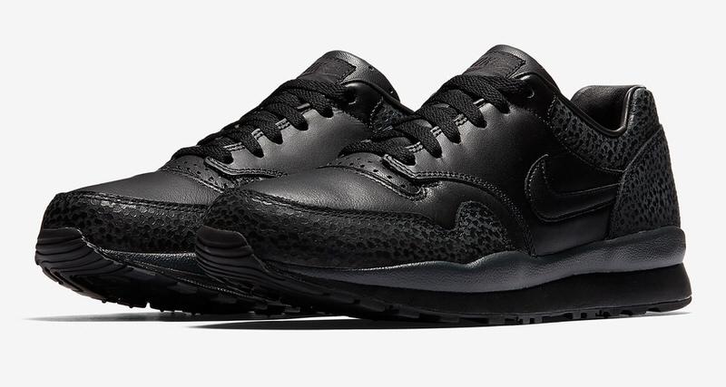 """Nike Air Safari """"Triple Black"""""""