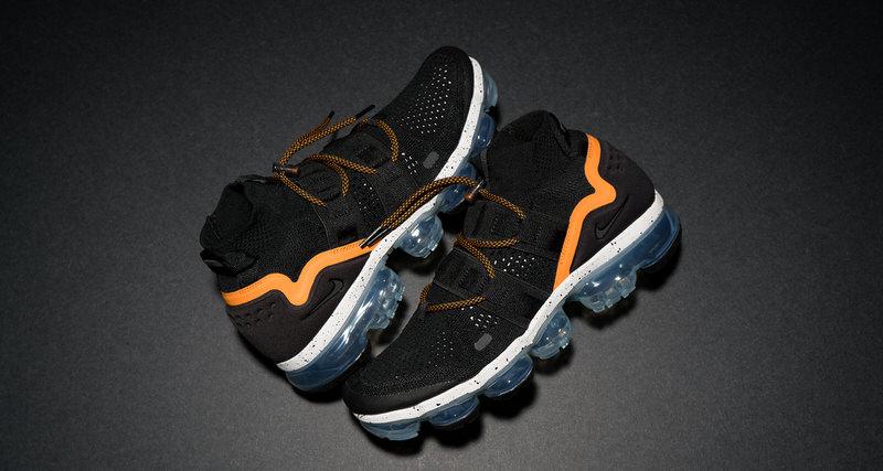 Nike Air Vapormax Utility Quot Black Quot Available Now Nice Kicks