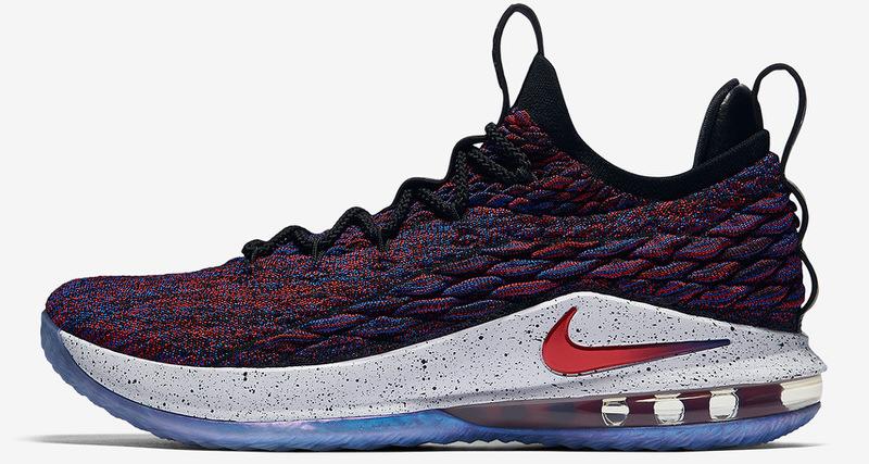 Nike LeBron 15 Low Supernova Available Now Nice Kicks