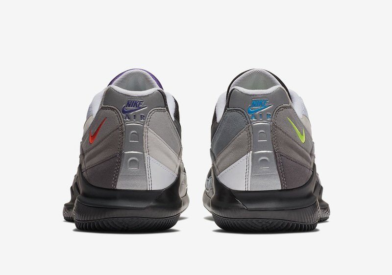 "NikeCourt Vapor RF x Air Max 95 ""Greedy"""