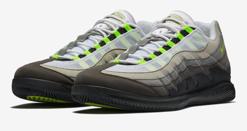NikeCourt Vapor RF x Air Max 95