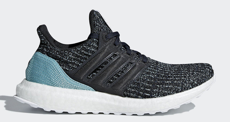Parley for the Oceans x adidas Ultra Boost Available Now
