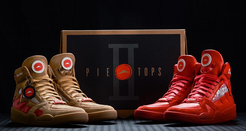 Pizza Hut Pie Tops II