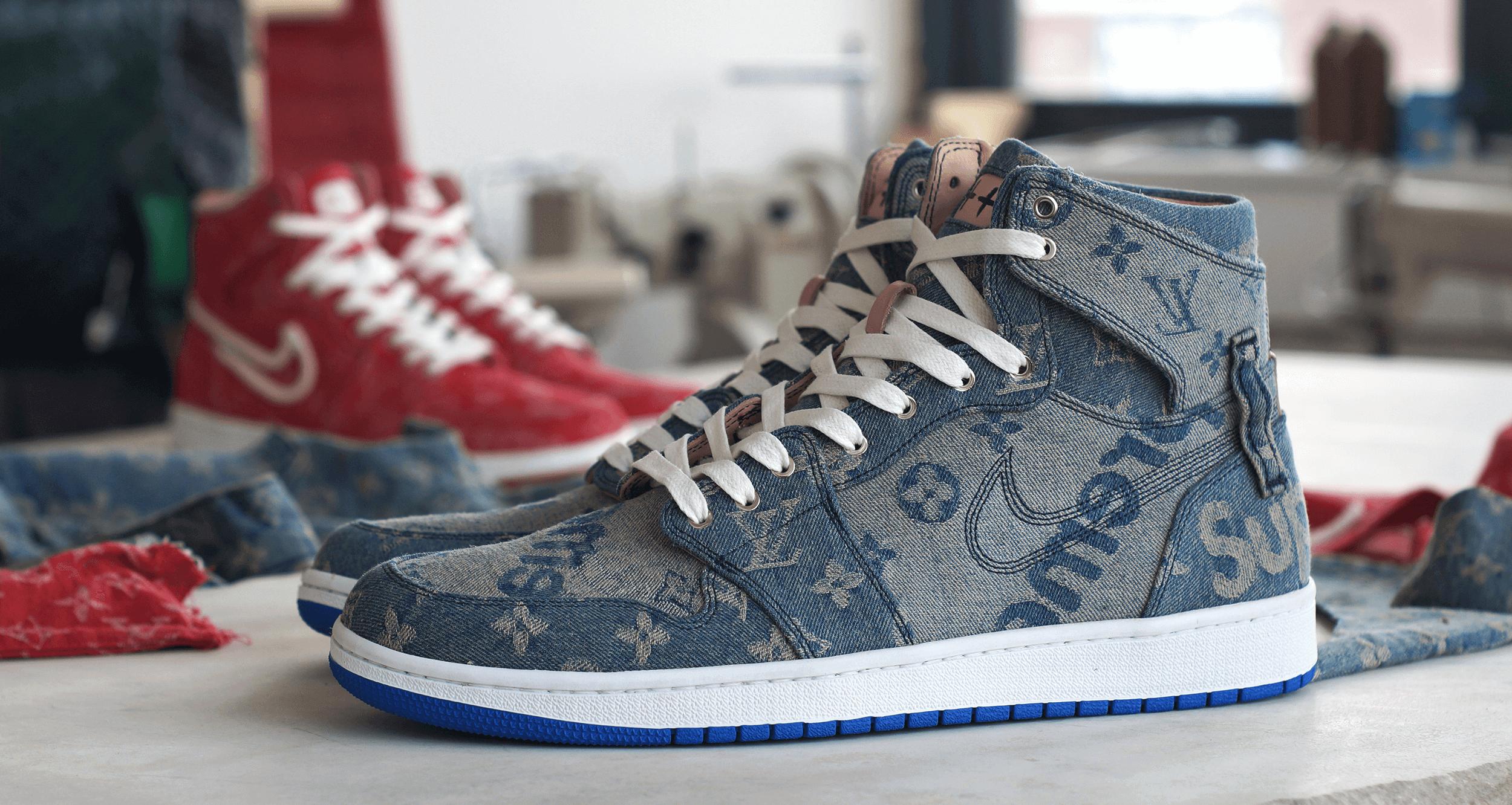 Create Custom Air Jordan 1s