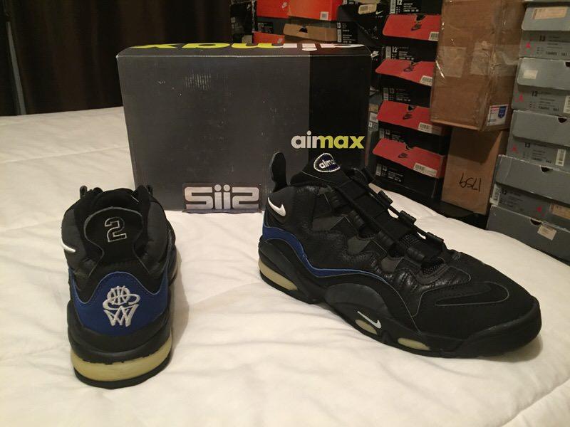 Nike Air Max CW // Throwback Thursday