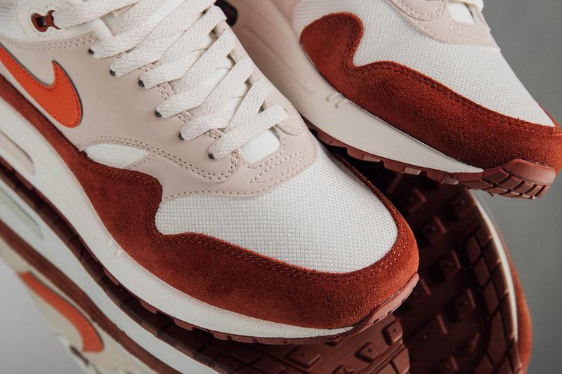 Nike Air Max 1 SailMars Stone Available Now | Nice Kicks