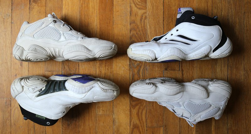 Comparing The Adidas KB8 3's Influence