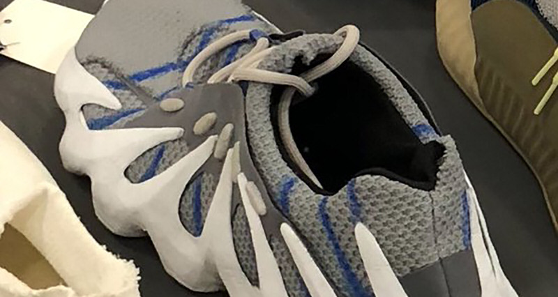 Kanye Shoes New