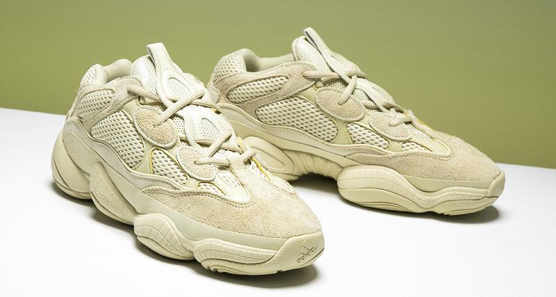 """adidas Yeezy 500 """"Super Moon Yellow"""""""