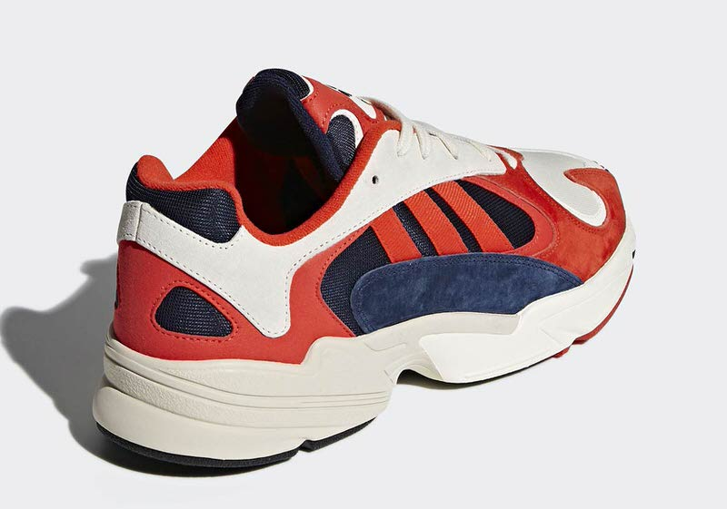 "adidas Yung-1 ""Hi-Res Orange"""