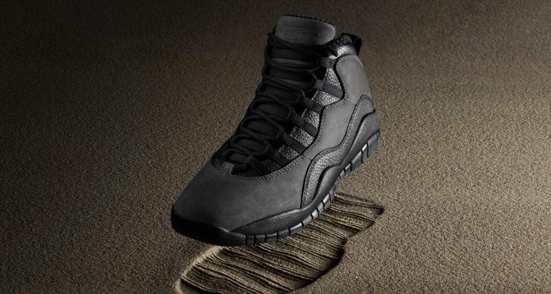 """Air Jordan 10 """"Shadow"""""""
