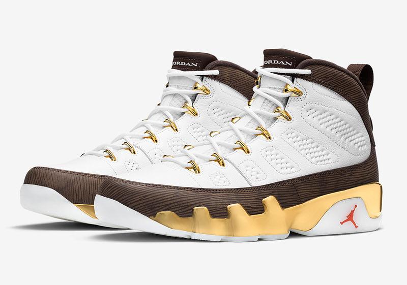 """Air Jordan 9 """"Mop Melo"""""""