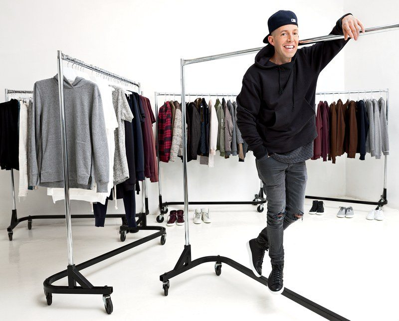 John Elliott's line out of your price range? Stay tuned for his GQ collaborations. But hurry, they go quick.