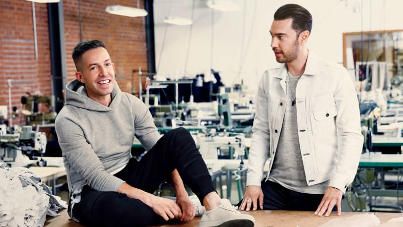 Even before his own footwear line, JE incorporated minimalist staples like Common Projects into his wardrobe.