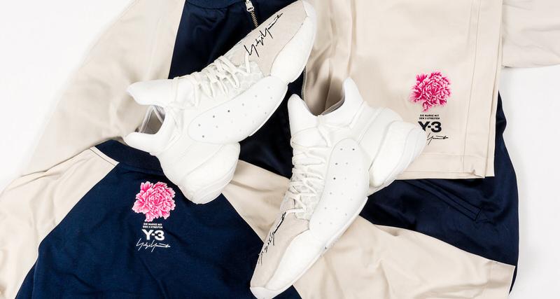 JH x adidas Y-3