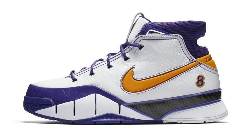 "Nike Kobe 1 Protro ""Final Seconds"" Release Date | Nice Kicks"