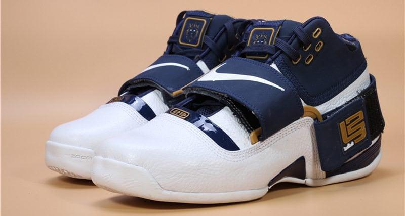 Nike Zoom LeBron Soldier 1 \