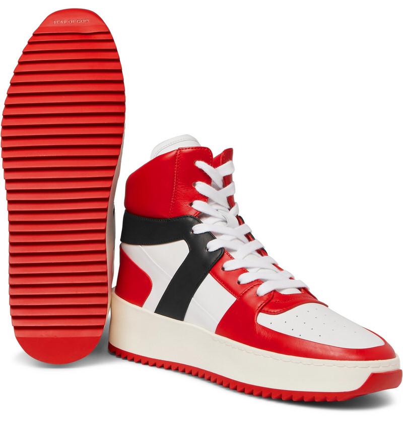 Fear of God Basketball High-Top Sneaker