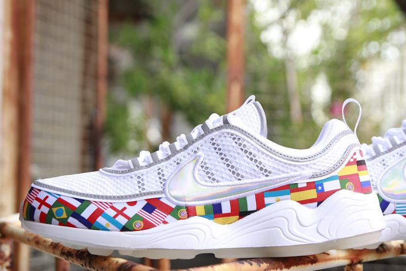 Nike Air Zoom Spiridon Summer 2018