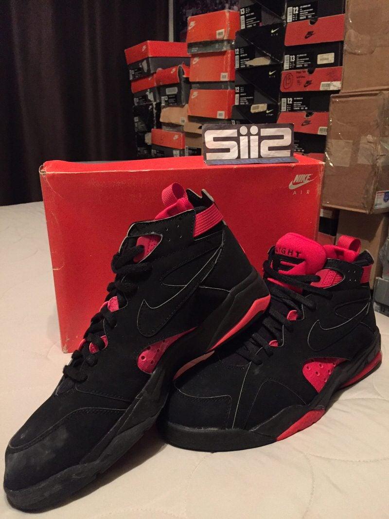 Nike Air Maestro 1 \u0026 2 // Throwback