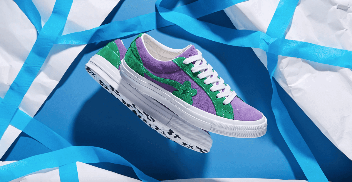 """Golf le Fleur x Converse One Star """"Two Tones"""" Collection"""