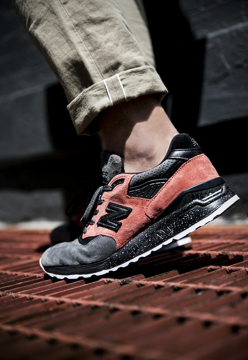 """Todd Synder x New Balance NB1 """"Sunset Pink"""""""