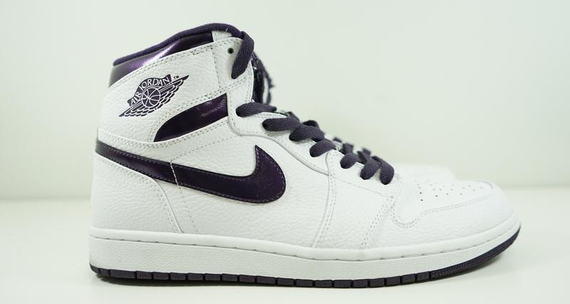 """Air Jordan 1 """"Metallic Purple"""""""