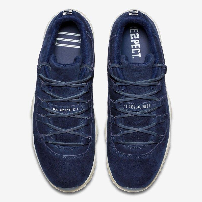 """Air Jordan 11 Low """"RE2PECT"""""""