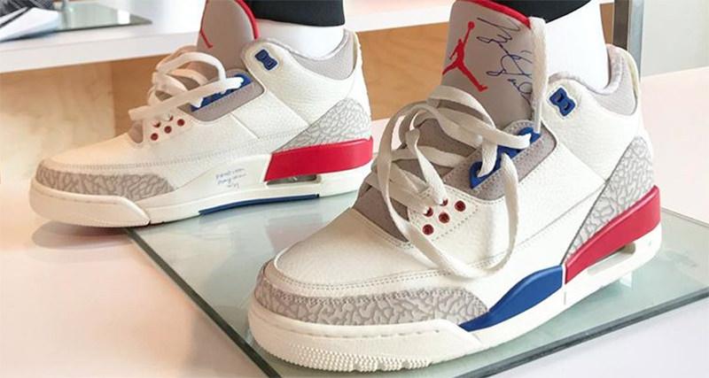 """Air Jordan 3 """"International Pack"""""""