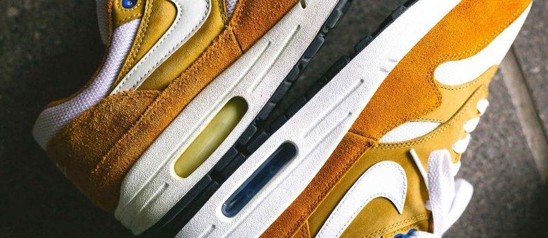 """Nike Air Max 1 """"Curry"""""""